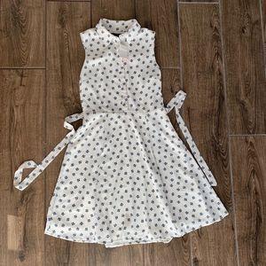 NWT Sleeveless Banana Republic Dress, size 8